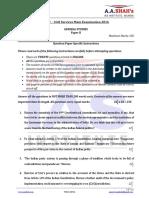 3- General Studies Paper 2