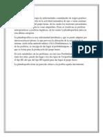 Trabajo Final de Bioquímica II Porfiria