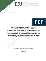 ACUERDO POR LO SUPERIOR 2034- CESU DOCUMENTO BORRADOR NO OFICIAL..pdf