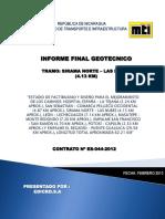 INFORME GEOTECNICOSIRAMANORTE
