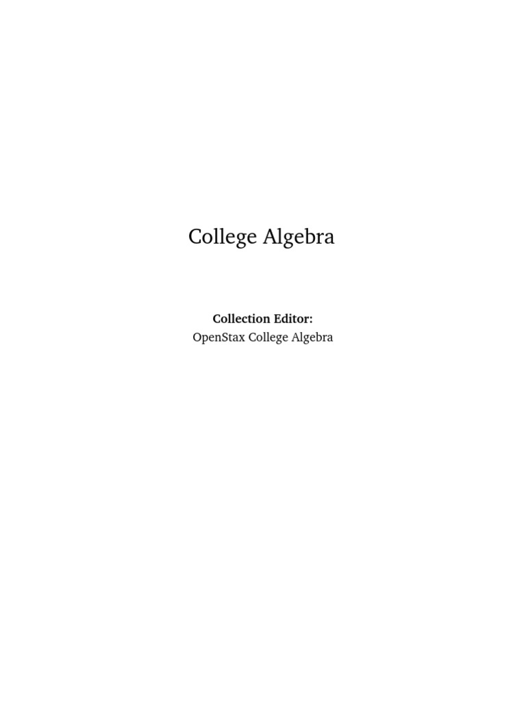 College algebra 25 rational number fraction mathematics fandeluxe Image collections