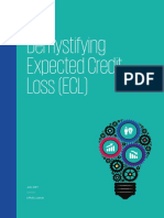 Demystifying Expected Credit Loss