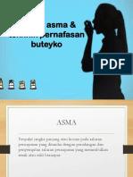 Senam Asma & Tekhnik Pernafasan Buteyko