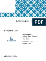 E Tindahan Corp