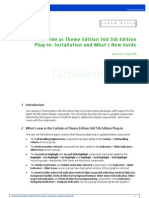 Cabide Ui 5th Edition Plug in Installation and Whats New Guide v1 1 En