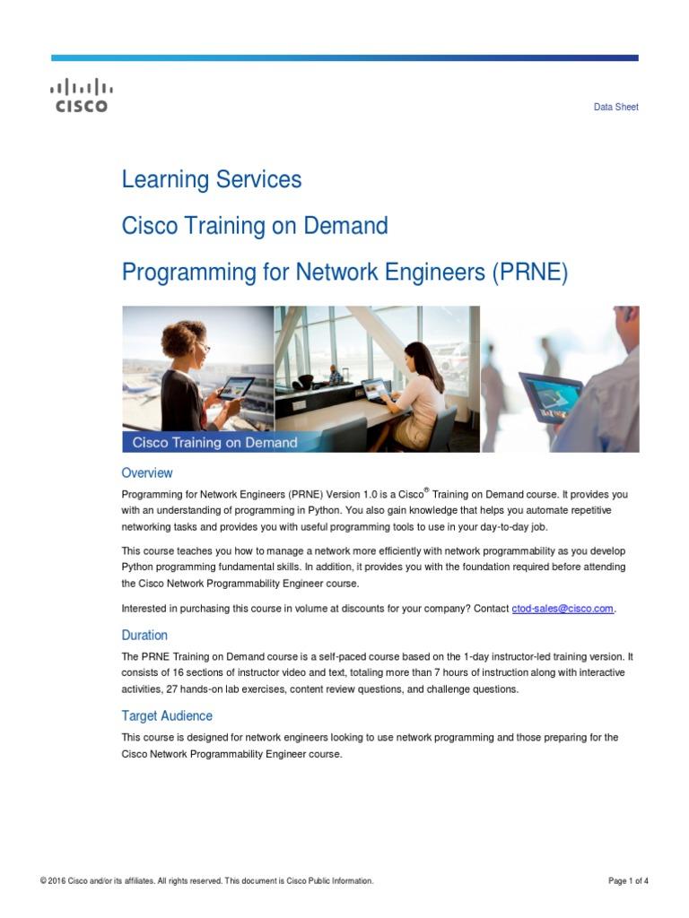 Python Cisco Inventory