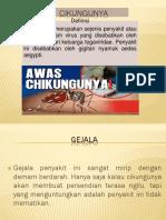 Cikungunya RIS