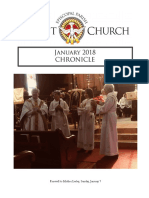 January Chronicle 2018