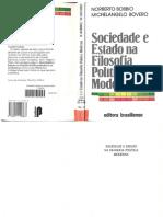 BOBBIO, Norberto; BOVERO, Michelangelo. Sociedade e Estado na filosofia política moderna.pdf