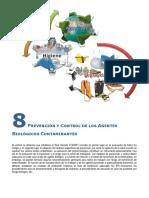 Tema 8. Prevencion de Los Agentes Bioogicos Contaminantes