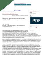Democracia Presidencialista multipartidária_ o caso do Brasil.pdf