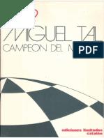 Miguel Tal, campeon del mundo - Ediciones Limitadas Catalan.pdf