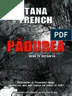 Tana French - Pădurea.pdf
