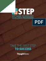 Step Brochure 2017
