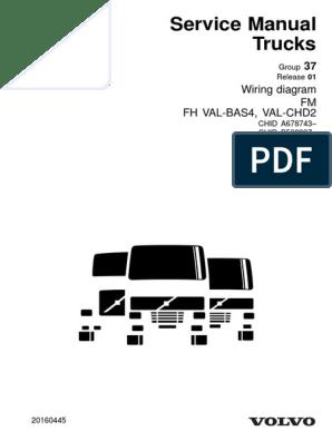[SCHEMATICS_4JK]  Volvo Service Manual Trucks FM FH | Electrical Connector | Electrical Wiring | Volvo Truck Wiring Diagrams Diagnostic |  | Scribd