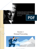 1. Demand Forecasting SKJ