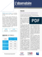 Observatoire de la petite entreprise n°67 FCGA - Banque Populaire