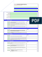 Electronic Integration Questionnaire