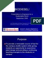 BiodieselESW06