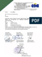 Surat Pengantar SE Pln