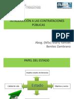 Clase Introductoria Contrataciones P