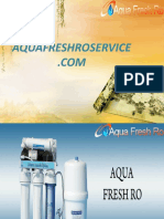 Aqua grand RO Service centre in Noida, Janakpuri, Delhi