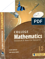 College Mathematics Key for Mathematics ICS & FSC Part 2 (Freebooks.pk)