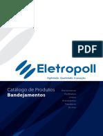 Eletrocalhas, Perfilados e Acessórios - Catálogo Eletropoll.pdf
