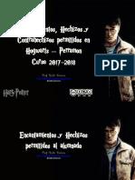 Proyecto Hogwarts. Hechizos y encantamientos
