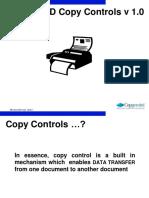 Copy Controls