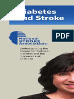 Diabetes Brochure