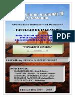 2° informe Topo.Gener.