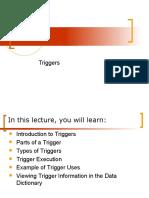 Week5 Triggers