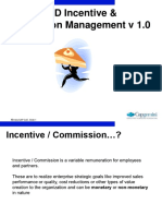Incentive and Commision