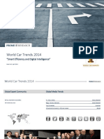 World Car Trends 2014