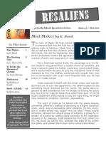 ResAliens Issue 4-5