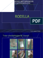 vendaje funcional-RODILLA