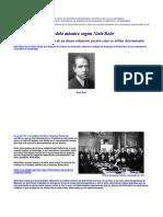 Concepciones del átomo y autores