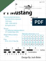 Ft Mustang Tiled Plans