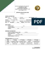 p 1 Barrister Registration Form