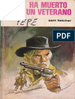 Fletcher Sam - Ha muerto un veterano.epub