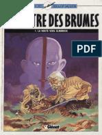 (Le Maître Des Brumes) Jean Dufaux, Eric-La Route Vers Glimrock -Glénat (1987)