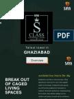 Saya S Class | Apartments in Indirapuram | Saya Homes