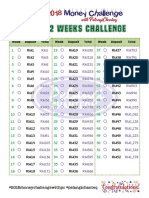 2018 Money Challenge