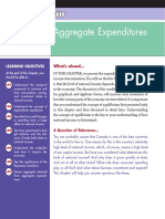 Macro Sample Chapter 6 Aggregate Expenditures