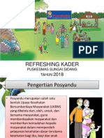 Ppt Refreshing Kader Susi