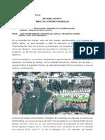 Informe Técnico Casa Mialqui - Muro de Contencion