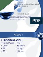 Kasus 1 Soap Hipertensi With Dm