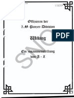 """Offiziere der 5. SS-Panzerdivision """"Wiking"""""""