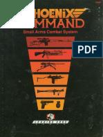 Phoenix Command - Core Rules